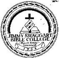 JIMMY SWAGGART BIBLE COLLEGE   LOUISIANA Trademark of Jimmy Swaggart