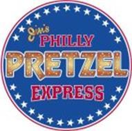 JIM'S PHILLY PRETZEL EXPRESS