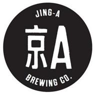 JING-A BREWING CO. A