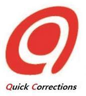 QUICK CORRECTIONS