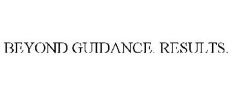 BEYOND GUIDANCE. RESULTS.