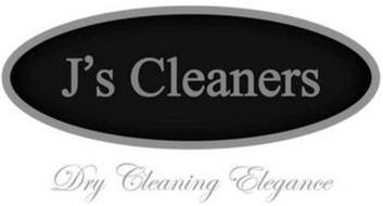 J'S CLEANERS, DRY CLEANING ELEGANCE