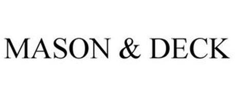 MASON & DECK