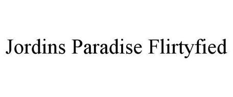 JORDINS PARADISE FLIRTYFIED