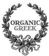 ORGANIC GREEK