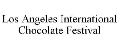 LOS ANGELES INTERNATIONAL CHOCOLATE FESTIVAL