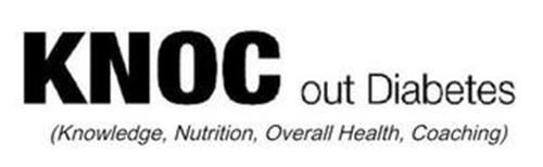 KNOC OUT DIABETES (KNOWLEDGE, NUTRITION, OVERALL HEALTH, COACHING)