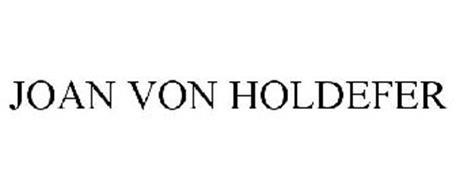 JOAN VON HOLDEFER