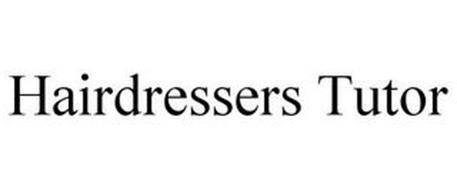 HAIRDRESSERS TUTOR
