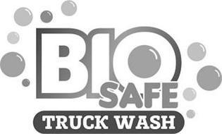 BIO SAFE TRUCK WASH