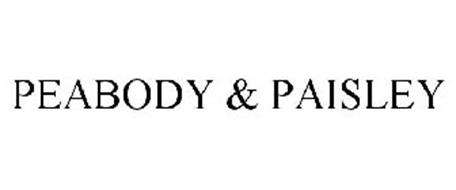 PEABODY & PAISLEY