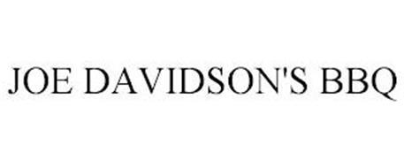 JOE DAVIDSON'S BBQ
