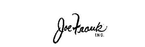 JOE FRANK INC.