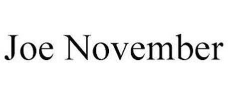 JOE NOVEMBER