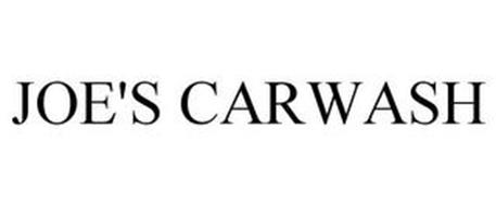 JOE'S CARWASH