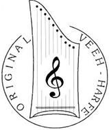 ORIGINAL VEEH - HARFE