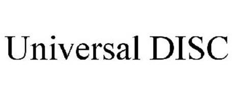 UNIVERSAL DISC