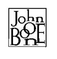 JOHN BOONE