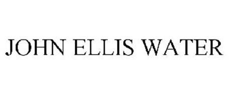 JOHN ELLIS WATER