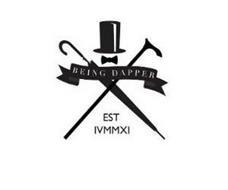 BEING DAPPER EST. IVMMXI