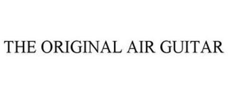THE ORIGINAL AIR GUITAR