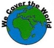 WE COVER THE WORLD