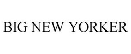 BIG NEW YORKER