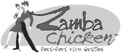 ZAMBA CHICKEN PERI-PERI FIRE GRILLED