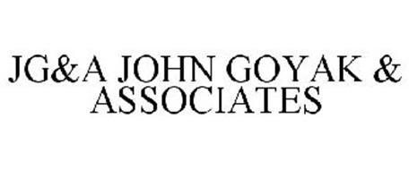 JG&A JOHN GOYAK & ASSOCIATES