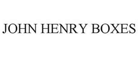 JOHN HENRY BOXES