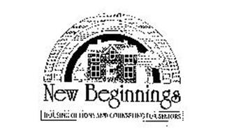 NEW BEGINNINGS HOUSING OPTIONS AND COUNSELING FOR SENIORS