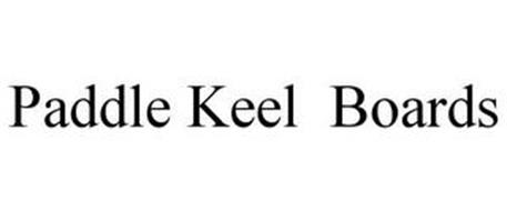 PADDLE KEEL BOARDS