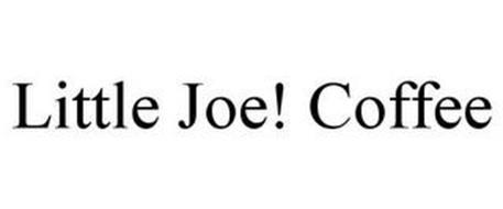 LITTLE JOE! COFFEE