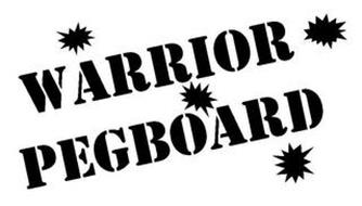 WARRIOR PEGBOARD