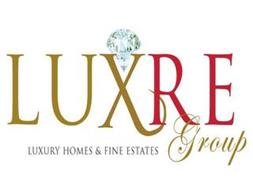 LUXRE GROUP LUXURY HOMES & FINE ESTATES