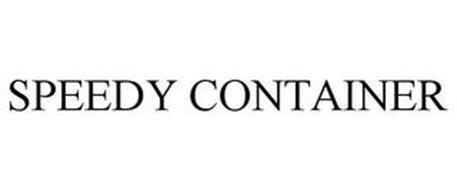 SPEEDY CONTAINER