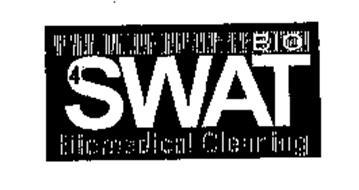 BIO 24 SWAT BIOMEDICAL CLEANING