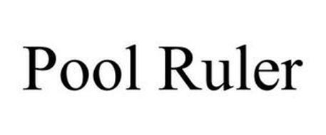 POOL RULER