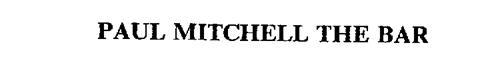 PAUL MITCHELL THE BAR