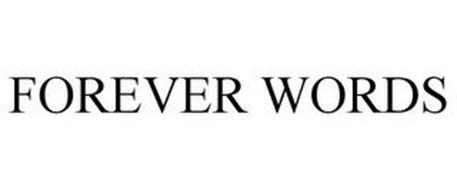 FOREVER WORDS