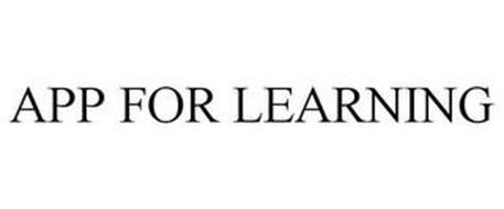 APP FOR LEARNING