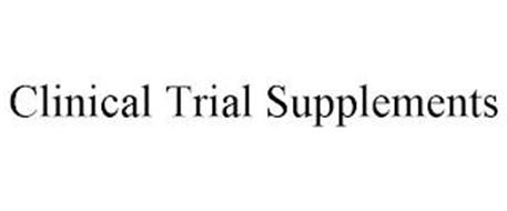 CLINICAL TRIAL SUPPLEMENTS