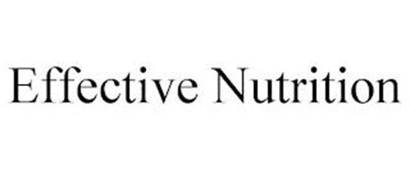 EFFECTIVE NUTRITION