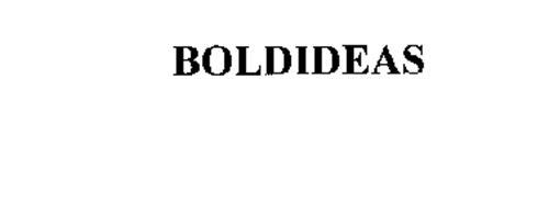 BOLDIDEAS