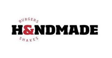 H&NDMADE BURGERS SHAKES