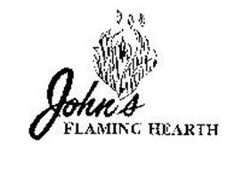 JOHN'S FLAMING HEARTH