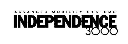 ADVANCED MOBILITY SYSTEMS INDEPENDENCE 3000