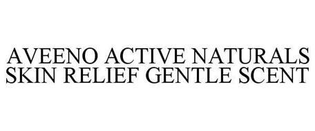 AVEENO ACTIVE NATURALS SKIN RELIEF GENTLE SCENT