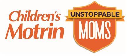 CHILDREN'S MOTRIN UNSTOPPABLE MOMS