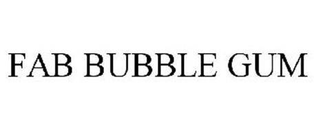 FAB BUBBLE GUM